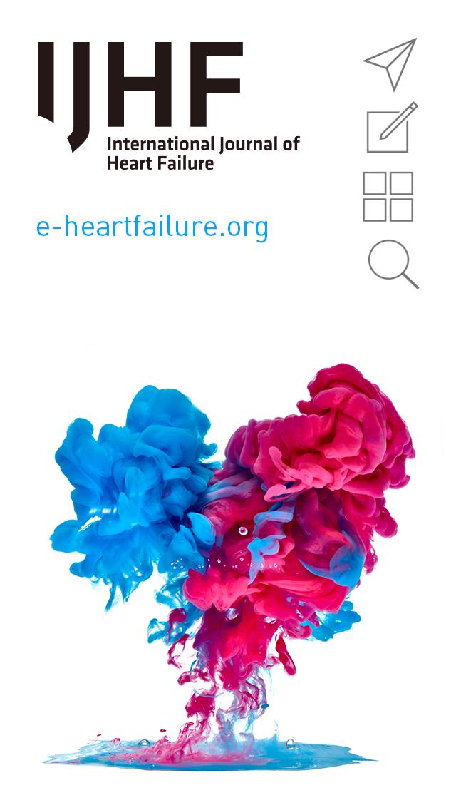 International Journal Of Heart Failure
